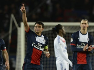 Half-Time Report: Motta puts PSG in front