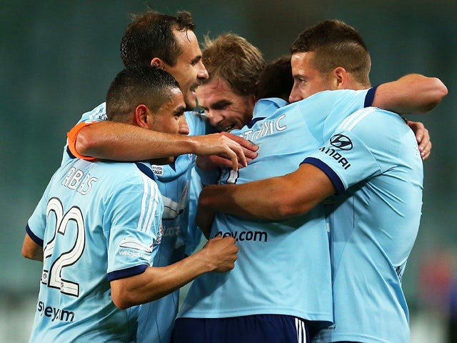 Result: Sydney FC continue hot streak