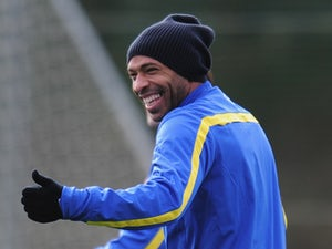 Thierry Henry joins Belgium staff