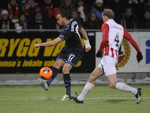 Tottenham too good for Tromso