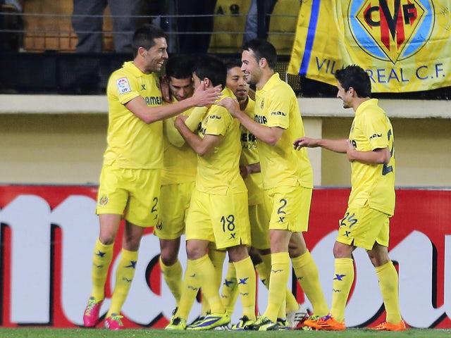 Result: Villarreal through to last 16