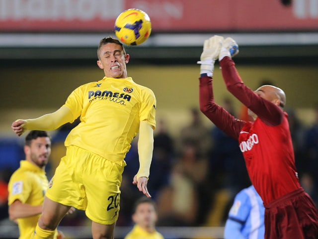 Paulista left out of Villarreal squad