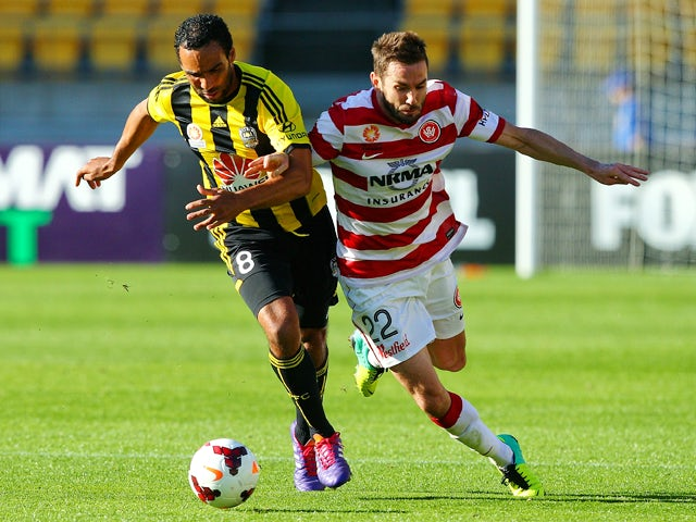 Result: Wellington secure first A-League victory