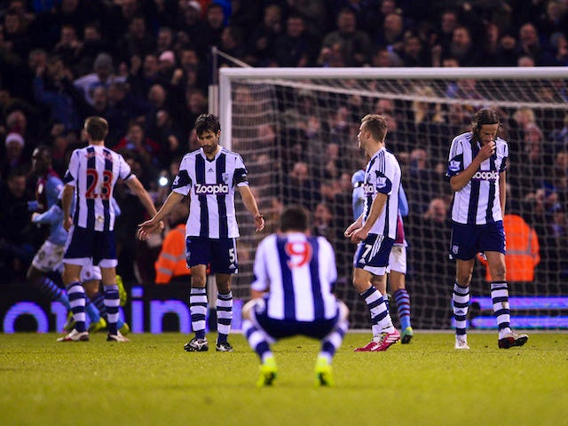 Result: Spoils shared between West Brom, Villa