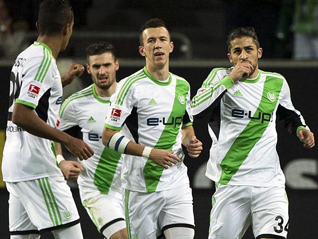 Result: Wolfsburg move into fourth
