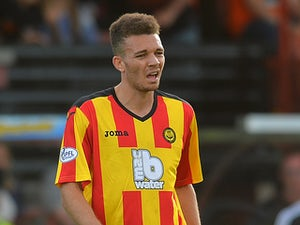 Half-Time Report: Partick pegged back by McLean penalty