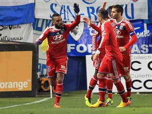 Live Commentary: Vitoria 1-2 Lyon - as it happened