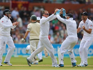 Live Commentary: The Ashes - Third Test, day one - as it happened