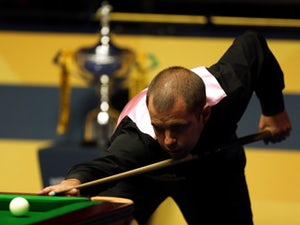 "Barry Hawkins claims lockdown came at ""the perfect time"""