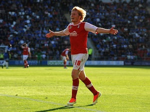 Half-Time Report: Rotherham, Crawley all level