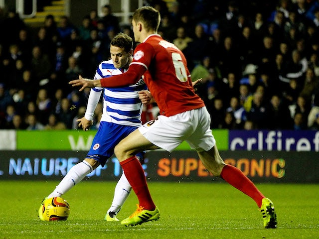 Result: Reading beat Huddersfield