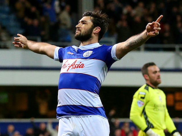 Result: QPR top after Blackpool win