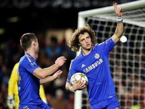 Mourinho calms Luiz exit talk