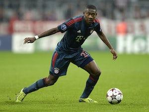 Alaba calls on Bayern crowd