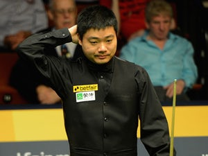 Ding Junhui facing disciplinary action