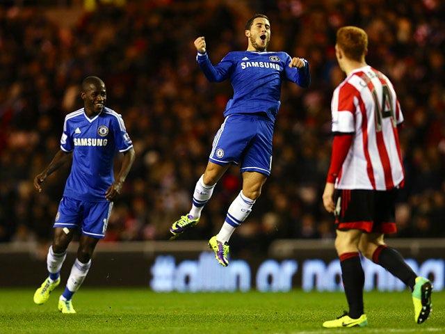 Result: Chelsea win seven-goal thriller