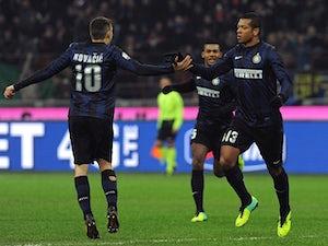 Inter survive late Trapani scare