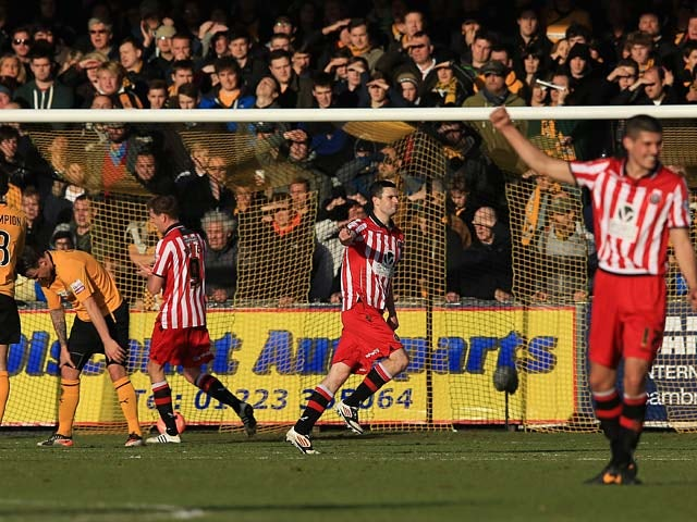 Result: Sheffield United head into FA Cup third round