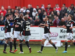 Result: Crawley, Bristol City play out draw