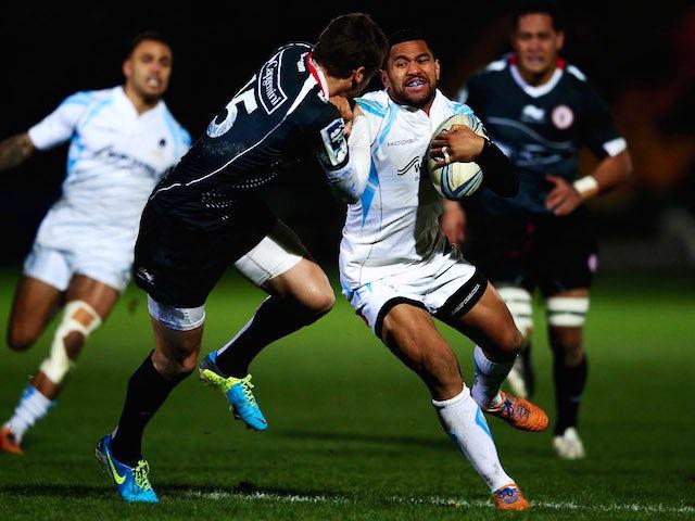 Result: Biarritz overcome Worcester 19-15