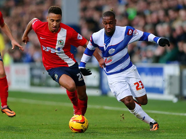 Result: QPR held by Blackburn