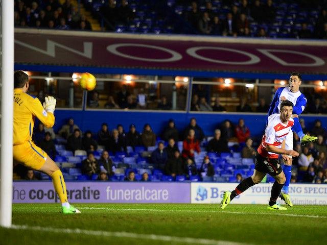 Result: Blues hold off Blackburn comeback