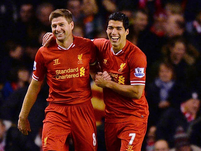 Result: Suarez hits Norwich for four