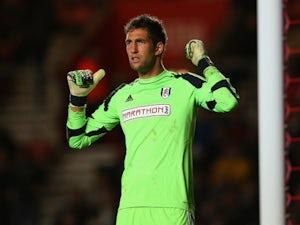 Stekelenburg: 'Confidence high at Fulham'
