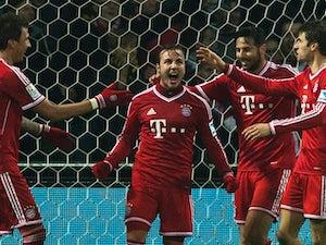 Gotze 'unhappy' at Bayern