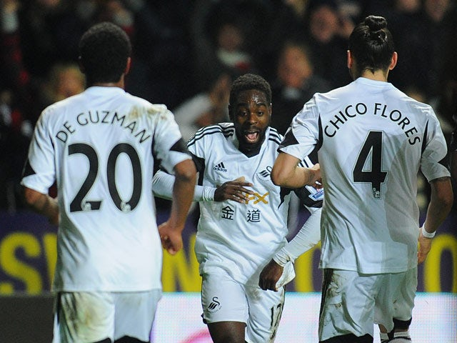 Result: Swansea cruise past Newcastle