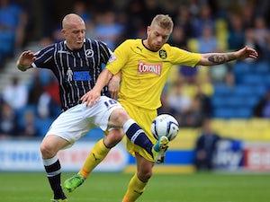 Bailey nearing Millwall return