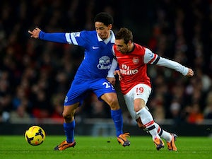 Live Commentary: Arsenal 1-1 Everton - as it happened