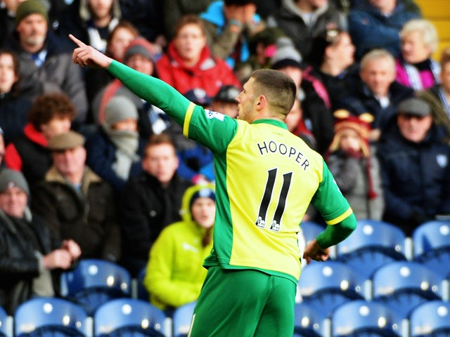 Result: Norwich edge to victory over Baggies