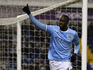 Yaya Toure refuses to rule out PSG move