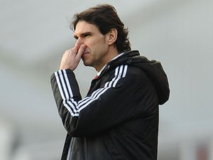 Karanka annoyed at 'handball' goal