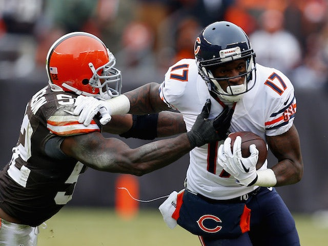 Result: Bears ease past Browns