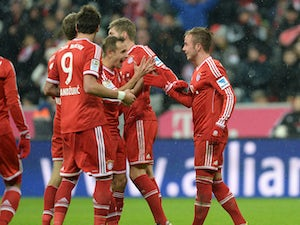 Live Commentary: Gladbach 0-2 Bayern - as it happened
