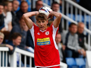 Blackburn sign Accrington youngster