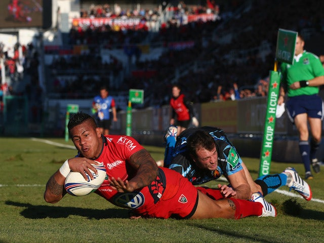 Result: Mistakes cost Cardiff in Toulon