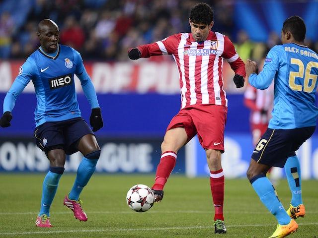 Result: Atletico send Porto out