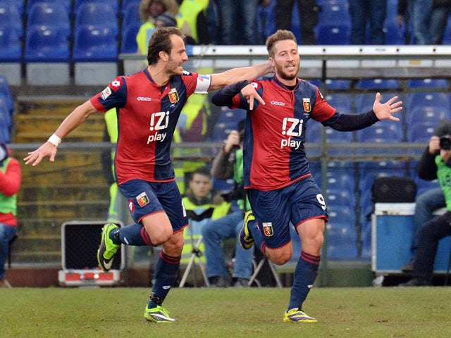 Result: Genoa held by Atalanta