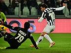 Juventus cruising against Sassuolo
