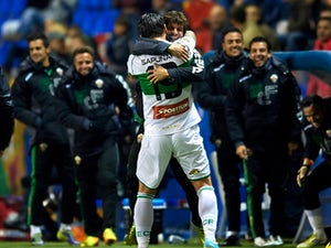 Live Commentary: Elche 1-0 Almeria - as it happened