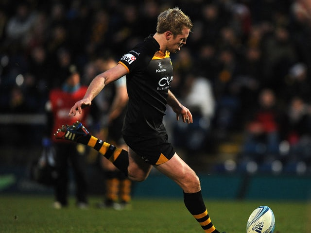 Result: Wasps too strong for Grenoble