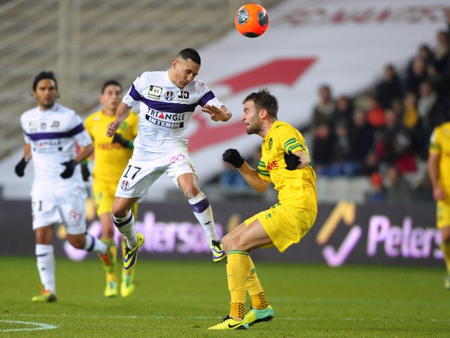 Result: Toulouse edge past Romorantin