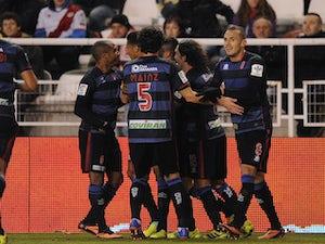 Granada put four past Valladolid
