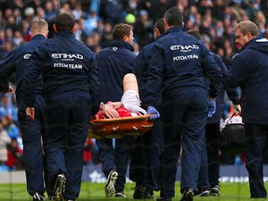 Wenger: 'Koscielny out for a while'