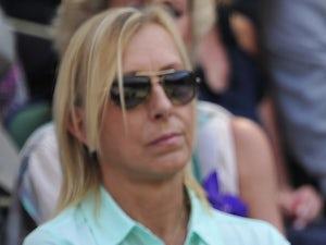 Navratilova links up with Radwanska