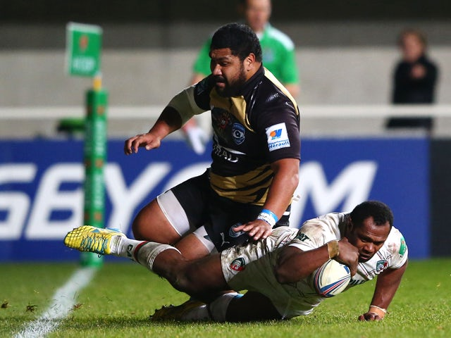 Result: Last-gasp try seals Tigers win