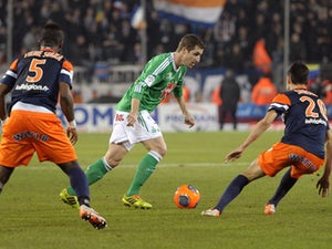 Live Commentary: Montpellier 0-1 Saint-Etienne - as it happened